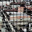 Williamsburg, Brooklyn by Caroline Pugh