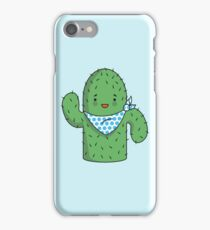 Mr J.G Cactus  iPhone Case/Skin