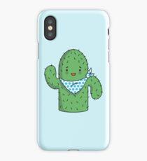 Mr J.G Cactus  iPhone Case/Skin