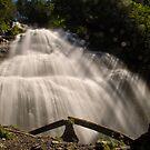 Bridal Veil Falls by Michael Garson
