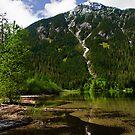 Chilliwack Lake 4 by Michael Garson