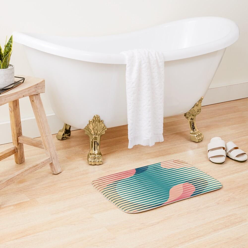 Papercuts 9 Bath Mat