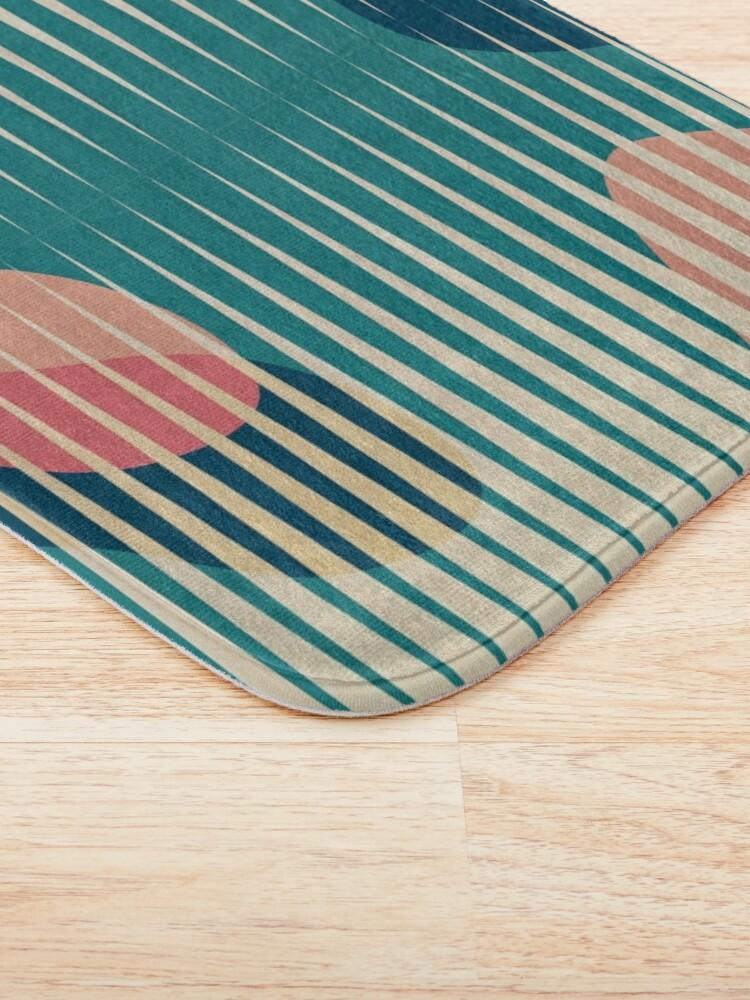 Alternate view of Papercuts 9 Bath Mat