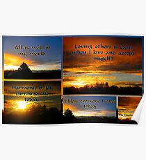 Morning Affirmations featured in The World As We See It or as we missed it. Poster