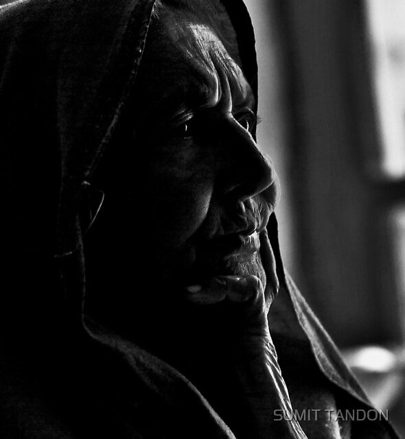 Wrinkles Of Experience ! by SUMIT TANDON