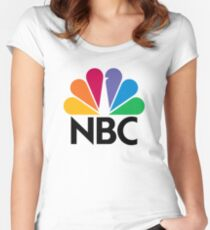 NBC Women's Fitted Scoop T-Shirt