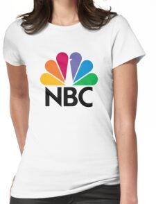 NBC Womens Fitted T-Shirt