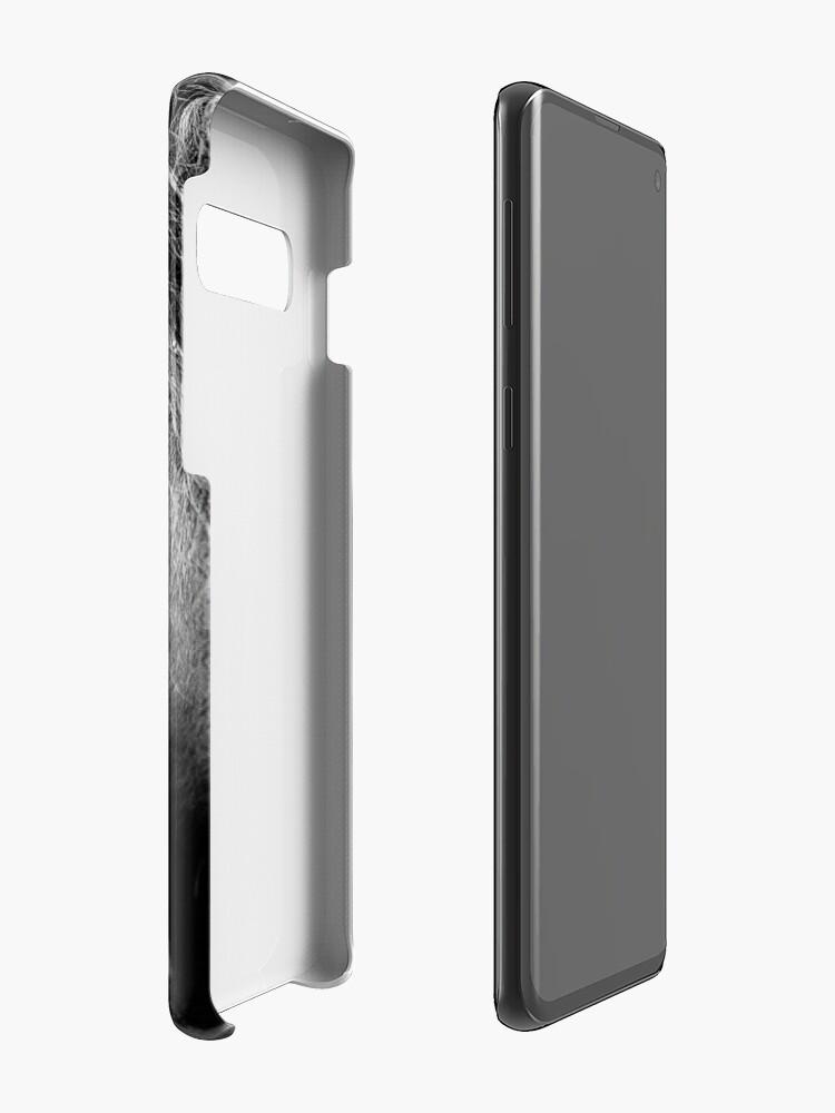 Alternative Ansicht von Pferd Hülle & Klebefolie für Samsung Galaxy