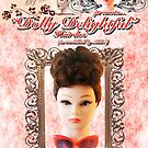 DOLLY DELIGHTFUL - POODLE by LizSelleyArt
