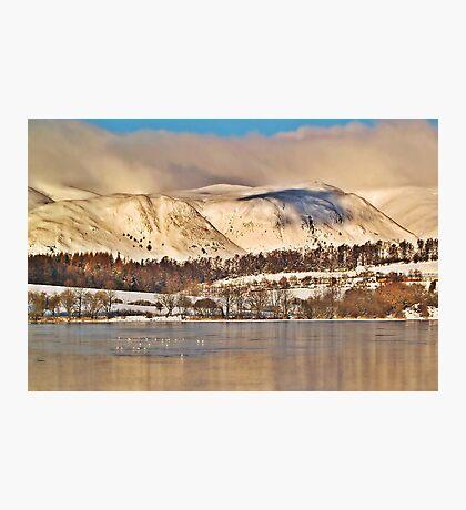 The Ochil Hills, Scotland. Photographic Print
