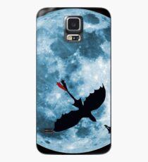 Full Moon Flight Case/Skin for Samsung Galaxy