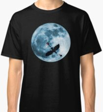 Full Moon Flight Classic T-Shirt