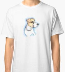 Puppy Portrait Classic T-Shirt