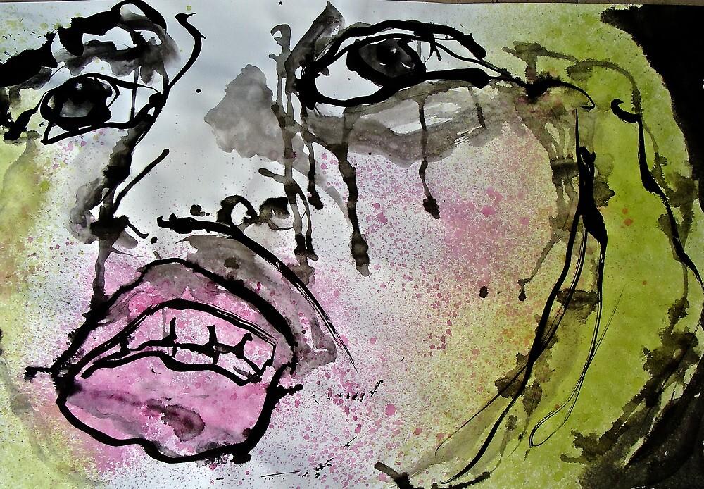sadness by pobsb