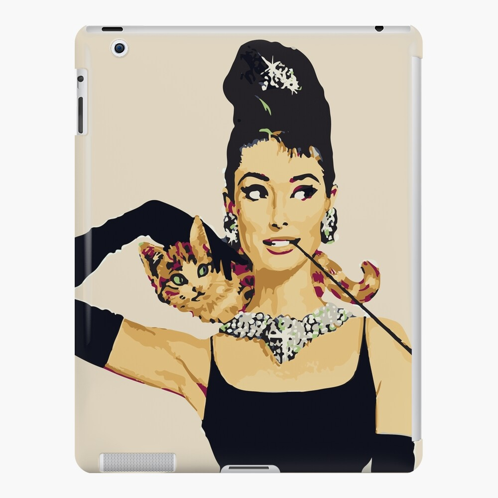 Breakfast at Tiffany s | Audrey Hepburn iPad Snap Case