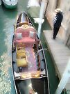 Gondola, Venice by Blake Steele