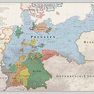 German Empire AD 1871 by Cyowari