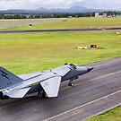 F111-C FLTLT Leon Izatt by Stecar