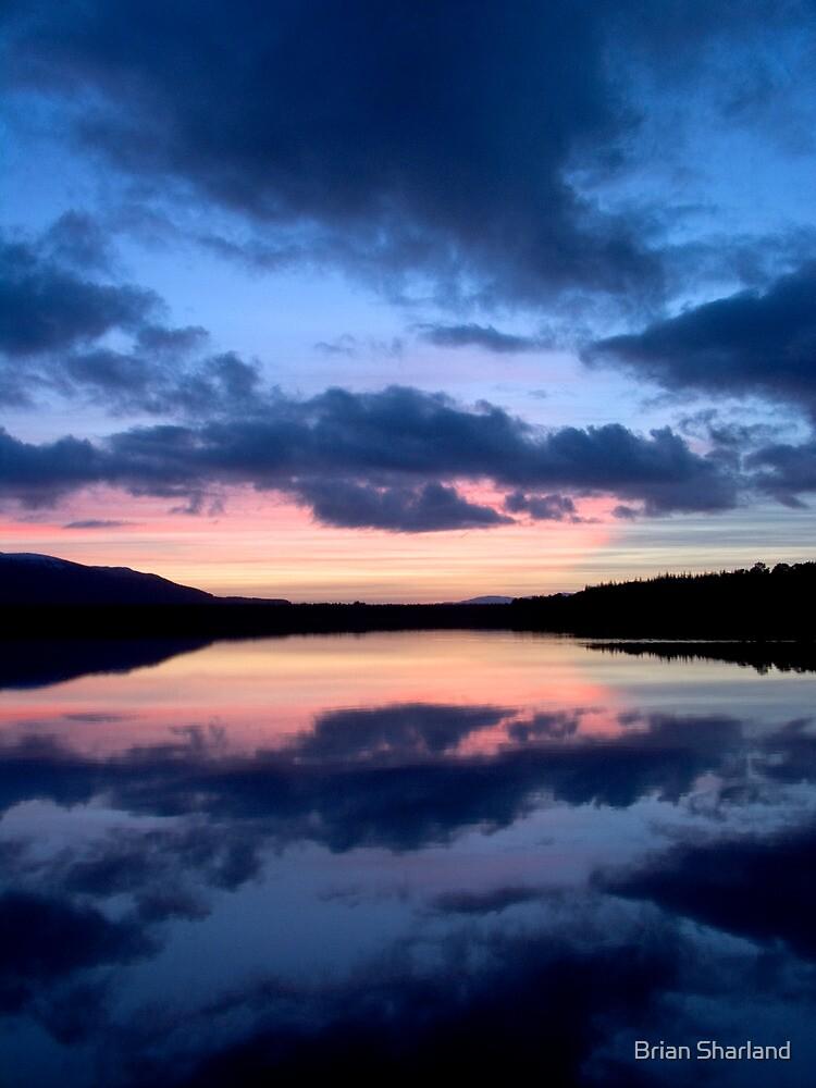 Loch Morlich, Cairngorm National Park, Scotland, United Kingdom by Brian Sharland