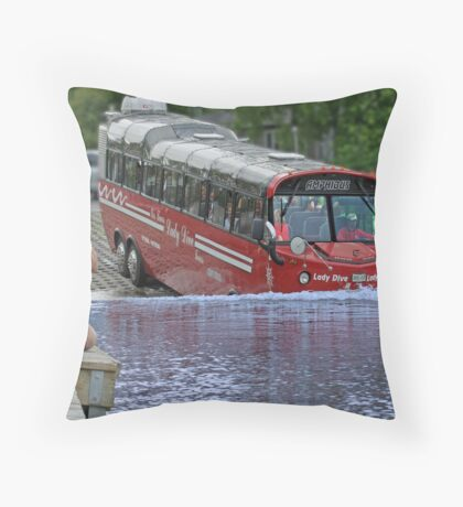 ..accident..? .. Throw Pillow