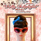 DOLLY DELIGHTFUL - BEEHIVE by LizSelleyArt