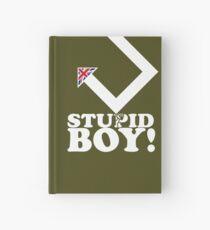 Stupid Boy - Arrow Hardcover Journal