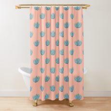 Desert Agave Shower Curtain
