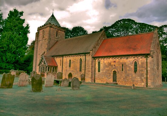 St John of Beverley Church - Salton by Trevor Kersley