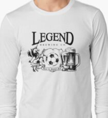 Home for Football Fans Long Sleeve T-Shirt