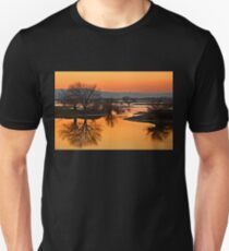 Marshlands of Kerkini Unisex T-Shirt