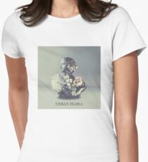 Alina Baraz & Galimatias - Urban Flora Women's Fitted T-Shirt