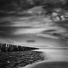 LE Cadzand strand by PhotomasWorld