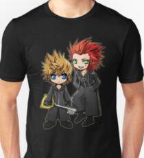 Roxas and Axel - Kingdom Hearts Unisex T-Shirt