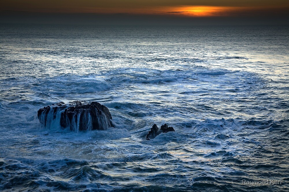 Mor Iwerddon (The Irish Sea) by Raymond Kerr