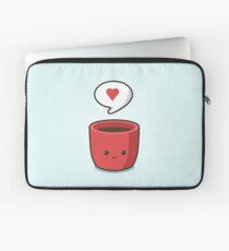 Cute Mug Laptop Sleeve