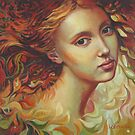 Autumn wind by Elena Oleniuc
