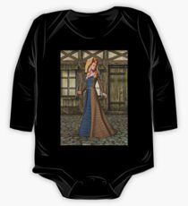 Medieval Lady One Piece - Long Sleeve
