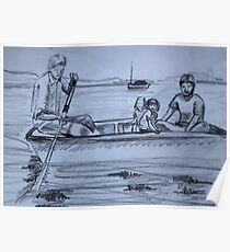 Rowboat Poster