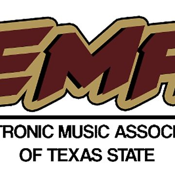 Electronic Music Association - Logo by icecoldbvrr