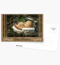 Kerstklokjes - Zalig Kerstfeest Postcards