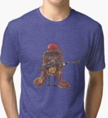 The rabbitish hunter Tri-blend T-Shirt