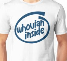 Whovian Inside Unisex T-Shirt