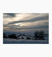 The North Yorks Moors Photographic Print