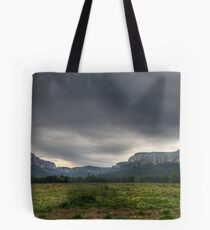 Capertee Majesty (35 Exposure HDR Panoramic) - Capertee Valley, West of Sydney - The HDR Experience Tote Bag