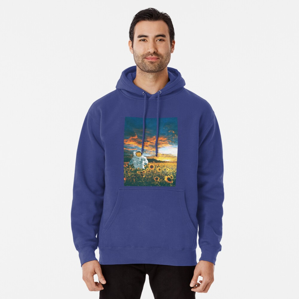 In a galaxy far, far away Pullover Hoodie