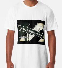 Greenwood Avenue, Shoreline, WA by MWP Long T-Shirt