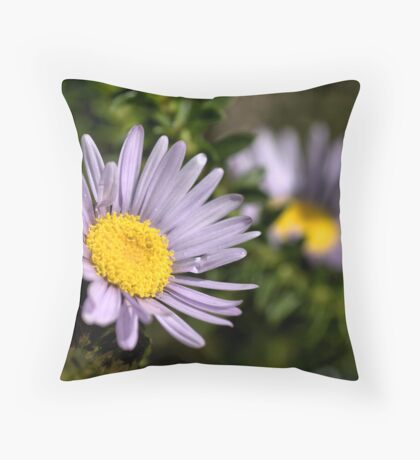 Cactus Duet Throw Pillow
