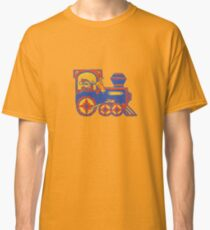 Santa Train Classic T-Shirt