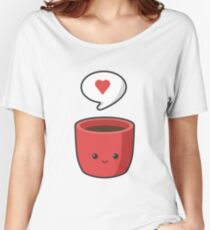 Cute Mug Women's Relaxed Fit T-Shirt