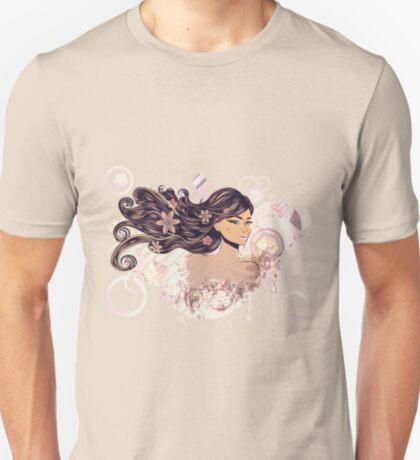 Musik Mädchen 2 T-Shirt